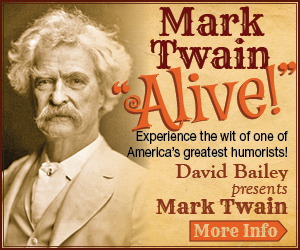 Click for more info about Mark Twain Alive